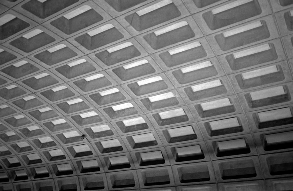 Blue Line Washington DC