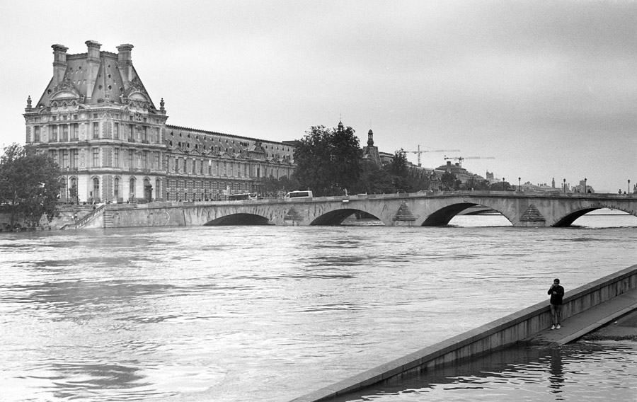Flood Paris June 2016