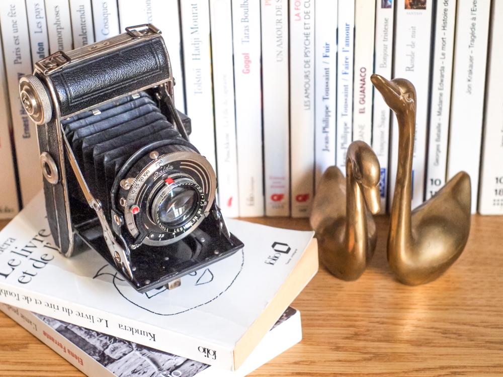 Pre-war Baldax 75mm