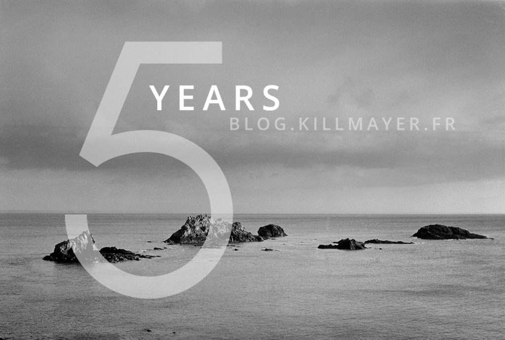 Blog Killmayer 5 years